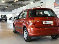 brugt Suzuki SX4 1,6 16V Exclusive 120HK 5d