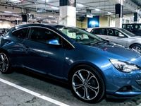 brugt Opel Astra GTC 1,6 Turbo Sport Start/Stop 170HK 3d 6g