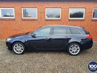brugt Opel Insignia Sports Tourer 2,0 CDTI DPF Cosmo 160HK Stc 6g