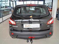 brugt Nissan Qashqai 1,5 DCi DPF Visia 4x2 110HK 5d 6g