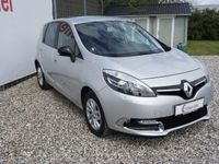 brugt Renault Scénic III 1,5 dCi 110 Limited Edition