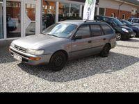 brugt Toyota Corolla 1,6 Luna st.car