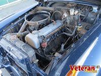 brugt Mercedes 220 Ponton