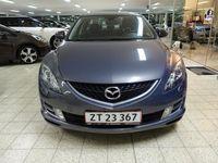 brugt Mazda 6 2,0 Sedan Diesel 140HK