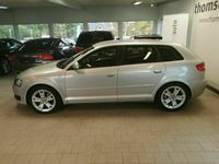 brugt Audi A3 Sportback 2,0 TDi Ambition S-tr.
