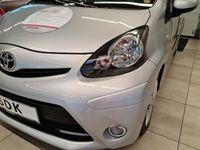 brugt Toyota Aygo