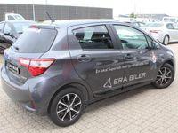 brugt Toyota Yaris 1,5 Hybird H3 Smartpakke E-CVT 100HK 5d