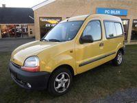 brugt Renault Kangoo 1,4 RT 75HK