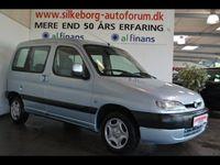 brugt Peugeot Partner 1,9 D Combi 4d