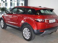 brugt Land Rover Range Rover evoque 2,2 SD4 Pure Tech 4x4 190HK 9g Aut.