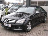 brugt Mercedes C220 2,2 CDi Elegance aut. 4d