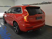 brugt Volvo XC90 2,0 D5 235 R-Design aut. AWD 7prs