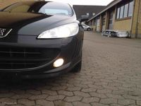 brugt Peugeot 407 Coupe