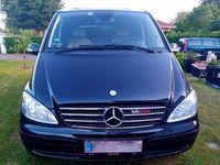 brugt Mercedes Viano CDI 3,0