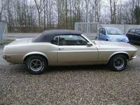 brugt Ford Mustang 5,0 313 Hk Cabrio Aut