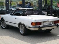 used Mercedes SL450 4,5 Cabriolet aut.