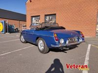 brugt MG B Roadster pullhandle