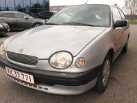brugt Toyota Corolla 1,3 Terra 3d