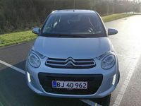 brugt Citroën C1 1,0