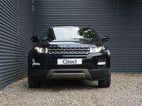 brugt Land Rover Range Rover evoque 2,2 TD4 Pure 4x4 150HK 6g Aut.