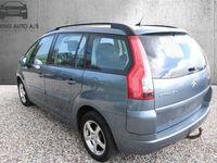 brugt Citroën Grand C4 Picasso 1,6 VTi Prestige 120HK - Personbil - Lysblå - 7 pers.
