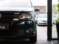 brugt VW Touran 1,6 TDi 105 Match BMT 7prs