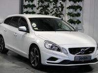 brugt Volvo V60 1,6 T4 180 R-Design aut.