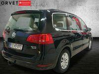 brugt VW Sharan 2,0 TDi 140 Comfortline DSG BMT 7p