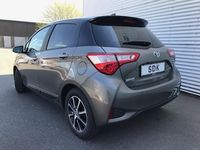 brugt Toyota Yaris 1,5 VVT-I T2 Premium Multidrive S 111HK 5d 6g Aut.