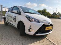 brugt Toyota Yaris 1,4 D-4D T2 Premium 90HK 5d 6g