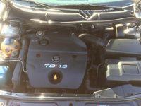 brugt Seat Leon 1,9 1,9 TDI