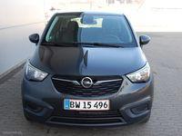brugt Opel Crossland X 1,2 Enjoy 81HK 5d