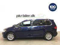 brugt VW Touran 2,0 TDI BMT SCR DSG6 Highline 190HK MPV aut 5d