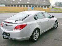 brugt Opel Insignia 2,0 CDTI DPF Edition 160HK 5d 6g