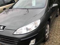 brugt Peugeot 407 1,6