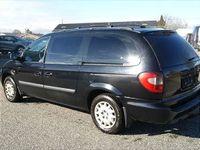 brugt Chrysler Grand Voyager 2,8 CRD Limited 150HK Aut.