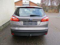 brugt Ford Focus 1,6 TDCi DPF Titanium 115HK 5d 6g