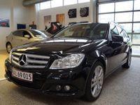 brugt Mercedes C220 2,2 CDi BE st.car