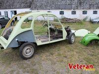 brugt Citroën 2CV Citroën 2 cv