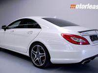 brugt Mercedes CLS63 AMG 5.5 AMG S, 4-Matic, 4d