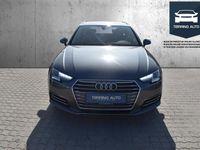brugt Audi A4 Avant 2,0 TDI S Tronic 190HK Stc 7g Aut. - Personbil - Gråmetal