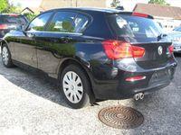 brugt BMW 120 d 2,0 D Connected Steptronic 190HK 5d 8g Aut.