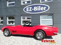 brugt Chevrolet Corvette Stingray Corvette5,7 L Cab