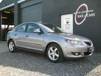 brugt Mazda 3 1,6 DE Touring