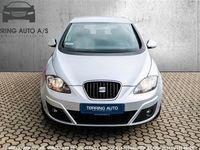 käytetty Seat Altea 1,2 TSI Ecomotive Style 105HK 6g - Personbil - sølvmetal