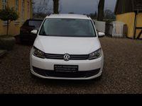 brugt VW Touran 2.0 TDI BMT Comfortline 6g 5d
