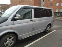 brugt VW Shuttle Transp.2,5 TDI 10 Pers. Ny synet