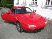 brugt Mazda MX5 1,6 Cabriolet 2d