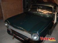 brugt Triumph Herald 1360 Cabriolet