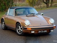 brugt Porsche 911 2,7 Targa Sportomatic